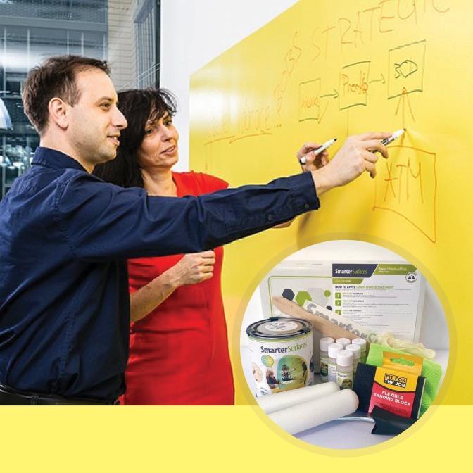 Smart-Whiteboard-Farbe-Transparent-in-Verwendung-mit-Kit-auf-Anzeige