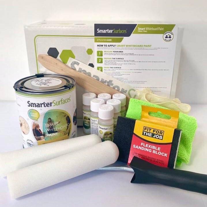 Smart-Whiteboard-Farbe-Transparent-kompletter-Lieferumfang-und-Anwendungsanleitung