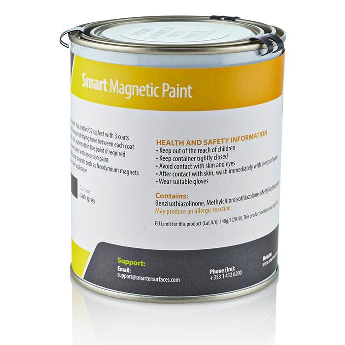Smart Magnetische Farbe Produktbild Dose hinten
