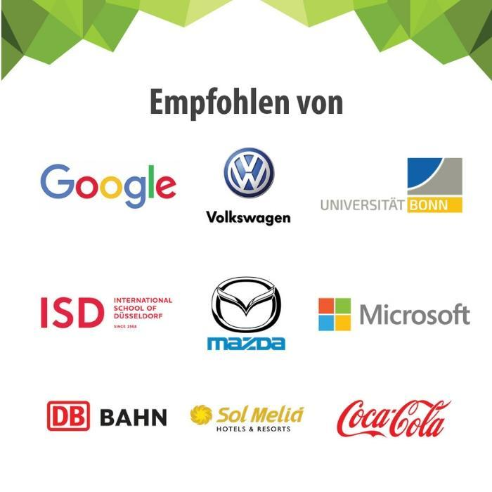 Kunden Deutschland Smart Whiteboard Leinwand Tapete