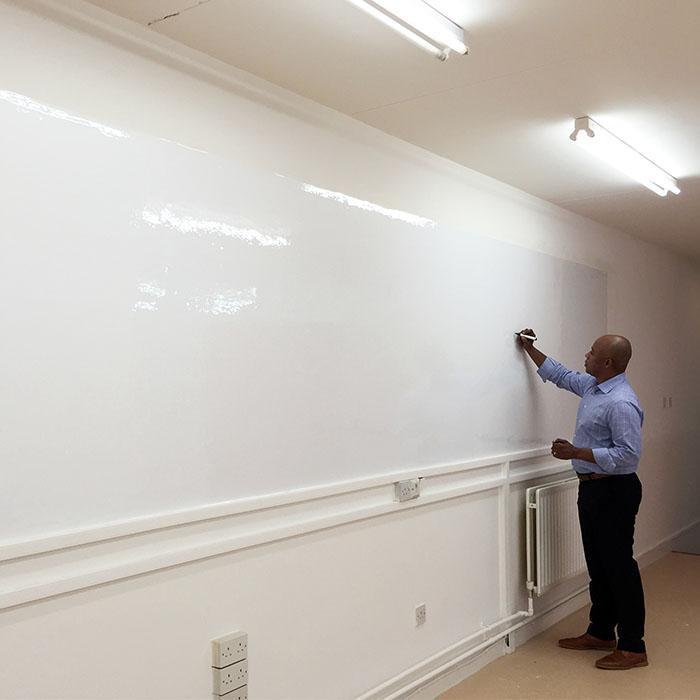 Smart-Whiteboard-Tapete-auf-der-Wand-whiteboard-wande