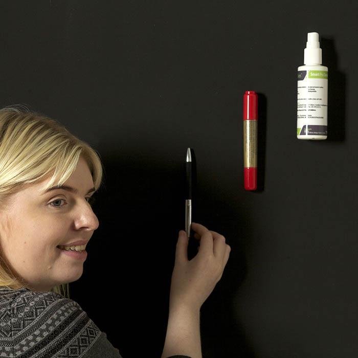 Smart Super Magnetfarbe zum Befestigen von Gegenständen