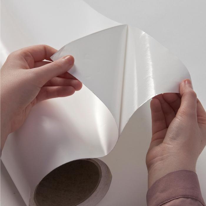 Smart Whiteboard Folie Produktbild Details selbstklebend