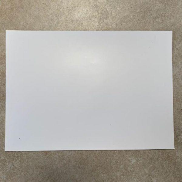 Smarter Surfaces Whiteboard und Leinwandfolie selbstklebend matt Produktmuster