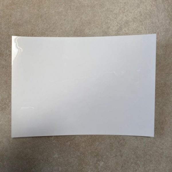 smarter surfaces Produktmuster Whiteboardfolie transparent
