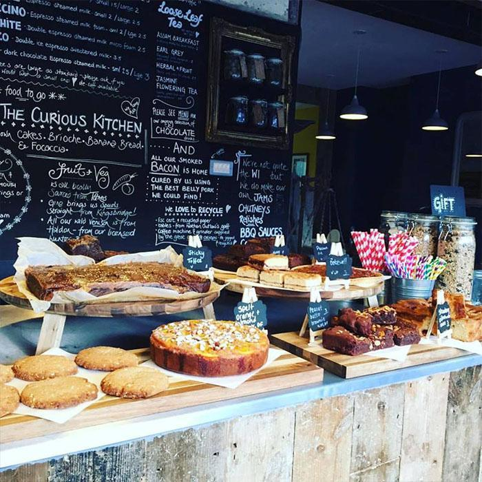 Smart Farbe für Kreidetafel im Cafe, Coffee Shop, Bäckerei
