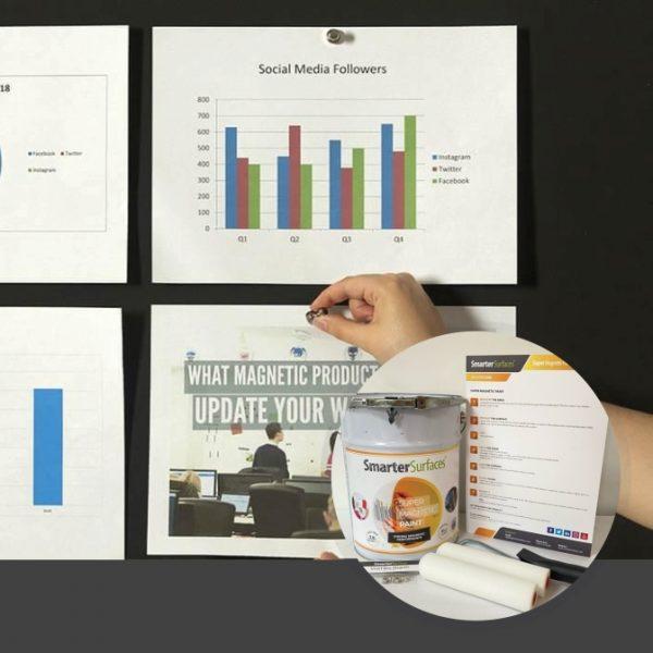 Super-Magnetfarbe-in-Verwendung-mit-Kit-auf-Anzeige